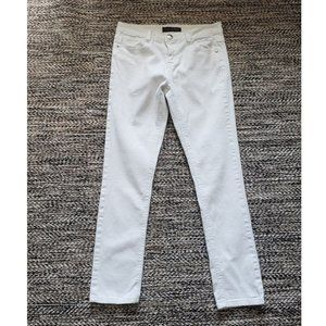 Baby Phat girls white jeans